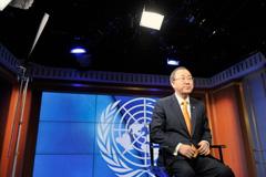 Ban Ki-moon (Foto UN/ M. Gardner)
