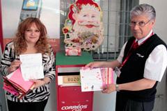 Cartas al Viejo Pascuero (Foto Arenas)