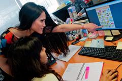Mujeres emprendedoras (Foto WB)