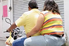 Más obesos en Latinoamérica (Foto N.N)
