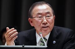 Ban Ki-moon (Foto UN)