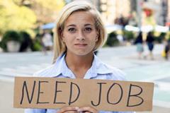 Los jóvenes víctimas del desempleo (Foto UE)