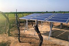 La energía solar es clave (Foto WB)