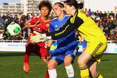 Fútbol femenino en aumento (Foto FIFA)