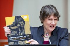 Helen Clark, Administradora del PNUD (Foto UN)