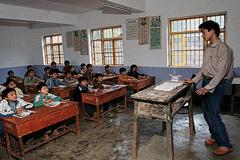 La mala educación afecta a países pobres (Foto WB)