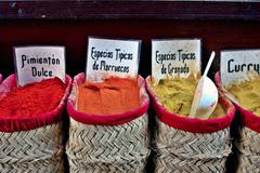 El comercio de especias en auge (Foto FAO)