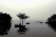 """Estados """"islas"""" en peligro (Foto Ramsar)"""
