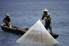 Pescadores artesanales (Foto WB)