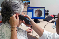 Control de la audición (Foto LDD)