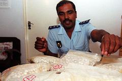 La droga centro de la violencia (Foto UNODC)