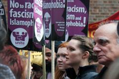 Marcha contra el racismo (Foto G. Dexter)