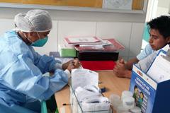 Prevención de la tuberculosis en Perú (Foto PAHO)