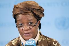 Zainab Hawa Bangura (Foto UN/ M. Gartner)