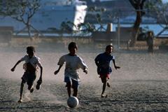 Los valores sociales del deporte (Foto WB)