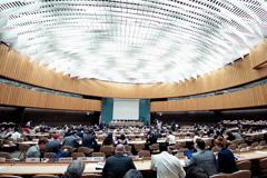 Reunión del ECOSOC en Ginebra (Foto UN)