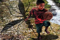 Un afiche de la campaña de la OMS (Foto Paho)