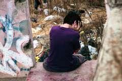 La depresión flagelo de los jóvenes (Foto Xvant)