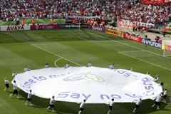 Campaña contra el racismo (Foto FIFA)