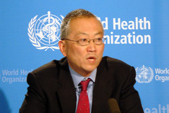 Keiji Fukuda experto de la OMS (WHO)