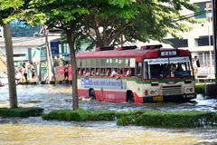 Inundaciones recurrentes (Foto ISDR)