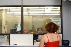 Una oficina de envíos de dineros (Foto OIM)