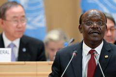 Mukhisa Kituyi, Secretario General de la UNCTAD (UN)