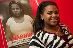 Campaña de la OMS contra la obesidad