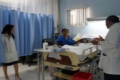 El personal sanitario es clave (Foto WHO)