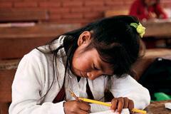 Alfabetización en Ecuador premiada (Foto WB)
