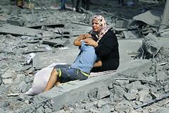 La infancia destruida para muchos (Foto UN)
