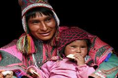 Indígenas peruanos sufren racismo (Foto WB)