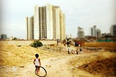 Eliminar la pobreza, un objetivo del milenio (WB)