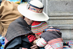 Fragilidad de mujeres y niños en Bolivia (WB)