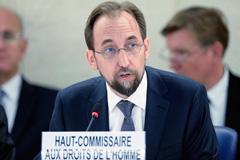 Zeid Ra'ad Al Hussein (Foto UN/ J.M. Ferré)