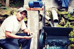 Cooperativa eléctrica en Perú (Foto WB)