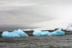 Deshielos antárticos (Foto UN)