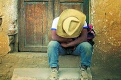 Los pobres, los más vulnerables (Foto WB)