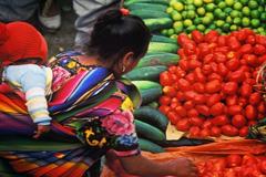 Un mercado del altiplano (Foto WB)