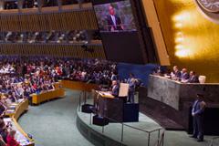Vista de la Asamblea General  (Foto UN)