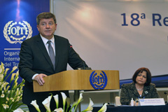 Guy Ryder, Director General de la OIT (ILO)