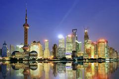 Shanghai, sede del Día de las Ciudades (F. T-Kenny)