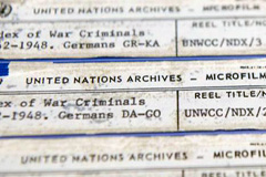 Archivos abiertos al público (Foto UN)