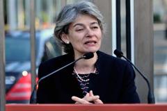 Irina Bokova, Directora de la UNESCO (F.UN)