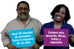 Campaña contra la diabetes (Foto WHO)