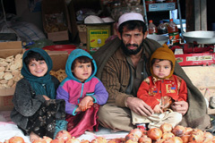 Proteger a niños de la trata (Foto UNODC)