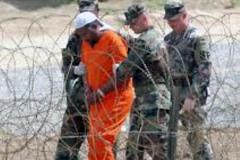Presos en Guantánamo (Foto archivo)