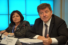 Guy Ryder Director de la OIT (F.ILO)