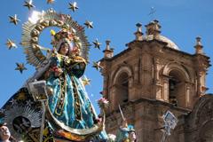 La tradición peruana, patrimonio de la Humanidad.