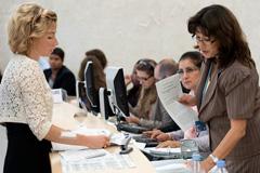 Expertas de la ONU en Ginebra (Foto UN/ Ferré)